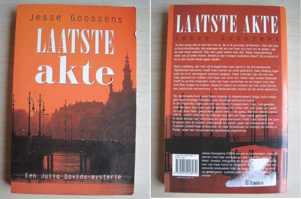 275 - Laatste Akte - Jesse Goossens