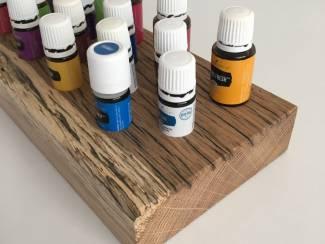 Accessoires en Decoratie Essential oils plateau voor diffuser en olie flesjes