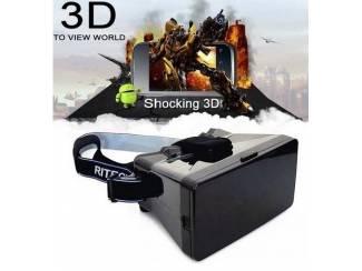 Virtual Bril 3D Bril Samsung/iPhone/LG/HTC/Xperia en meer!