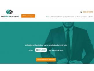 Loonadministratie uitbesteden vanaf 10 euro per loonstrook
