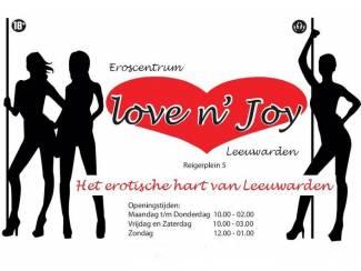 Heerlijke meiden bij LoveNJoy in Leeuwarden !!!