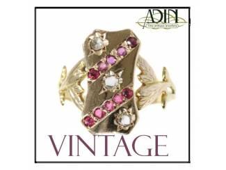Opzoek naar de perfecte vintage verlovingsring?