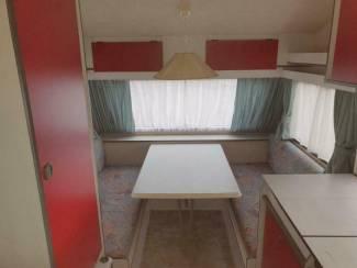 Caravans BERGLAND MONT BLANC 3.95 MKT Bj 2000 IN.NW.ST. 1e Eigenaar