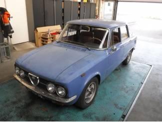 Alfa Romeo Gulia Super 1978 / 2ltr.