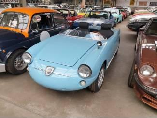 Abarth Allemano Spider 1959 4 cil. 750CC