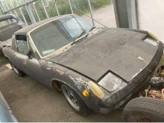 Porsche 914 1970 4 cil. (to restore!!)