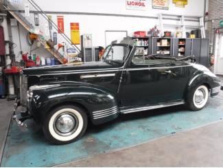 Packard 120 convertible 1941