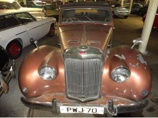 Overige Auto's Alvis TC21 convertible 1952