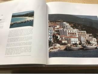 Boek,De Griekse eilanden  prachtig ,uniek land om te reizen