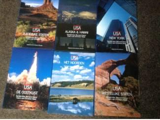 6 Prachtige boeken van het BIG land USA om te reizen TOP