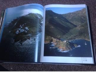 Boek;Europa vanuit de lucht,unieke foto's,Vue aériene de l' eu