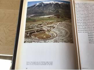 Griekeland boek;Prachtig land met hun historisch oude pronkstukke