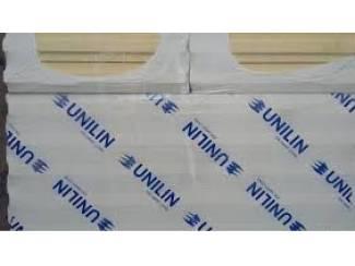 Pir isolatie 5 cm dik Unilin 60 x 120 cm alu/alu tand en groef