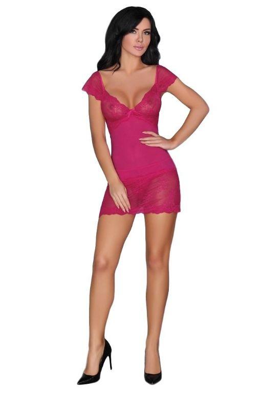 Pink jurkje Marilou