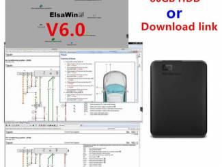 Accessoires en Tuning ELSAWIN 6.0 AutoData VW AUDI SEAT SKODA