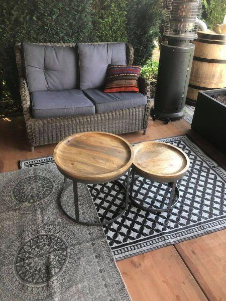 casa vivante bijzet tafeltjes