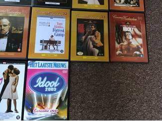 Dvd's DVD,s films ,alle genres zoals,Actie, Avontuur, Familiefilms,ENZ