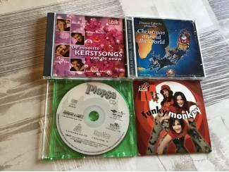 CD's liedjes voor kinderen & CD 's liedjes voor kerstdag & KIDS