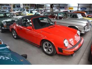 Porsche 911 Targa 1980 3Ltr 6 cil.