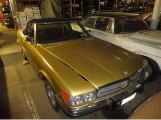 Mercedes Benz 450SL 1973