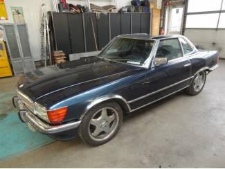 Mercedes Benz 380SL 1982  V8