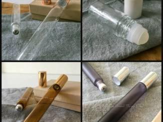Rollerflesjes voor etherische oliën