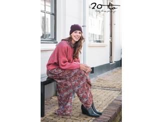 20to fashion maxi jurk giraf