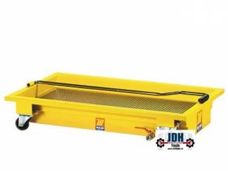 Meclube mobiele opvangbak 60 L vloergebruik ML 047-1459-000