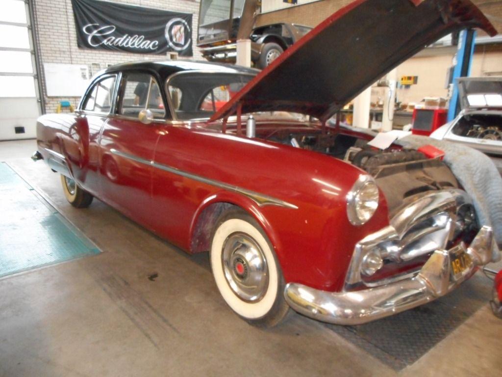 Packard Sedan 1951  V8  5.9L