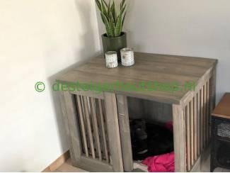 Honden | Toebehoren Bench met schuifdeur model Rita