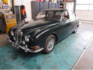 Jaguar 3.8S 1966