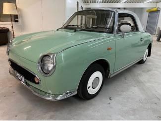 Hele mooie Nissan Figaro in Emerald green vers uit Japan 67000km