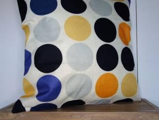 Kussenhoes Siem|Big Dots |Multi|44 x 44 cm