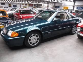 Mercedes Benz 600SL 1994  V12  6.0Ltr