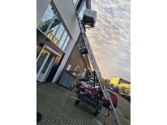 Auto en Vervoer Verhuisliftservice met Magic Movers