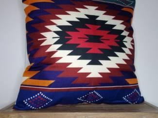 Kussenhoes Joshua Aztec | Tribal | Etnisch | Kelim | 45 x 45 cm