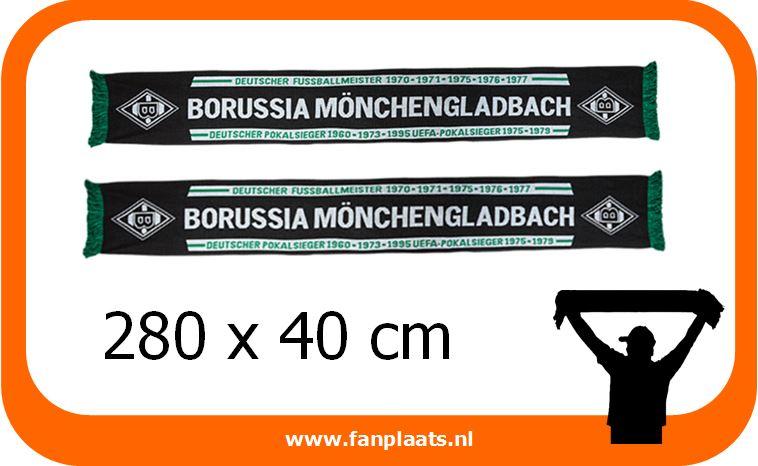 Borussia Monchengladbach sjaal XXL
