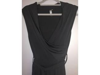 dames jumpsuit zwart maat L