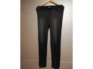 jeans legging zwart skinny maat M