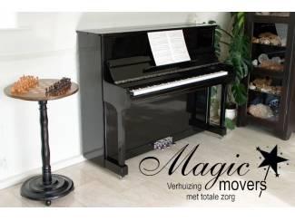 Zakelijke diensten Verhuizen van speciale objecten? Magic Movers