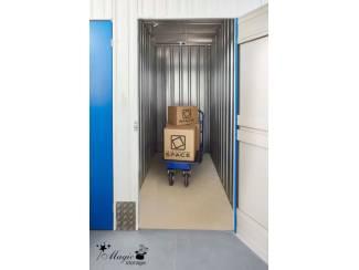 Zakelijke diensten Opslag nodig? Denk dan aan ons! Magic Storage