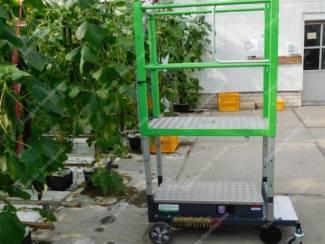 Buisrailwagen Greenlift GLE 3000