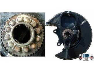 """Automotive Gereedschap 3/4"""" Speciale dopsleutel voor ABS-sensoren van Jaguar"""