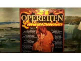 "2 LP 12"" + hoes: Operetten lieblingsmelodien, 2630 085"