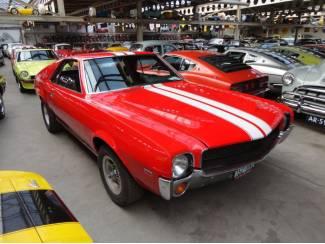 AMC / AMX 6400cc V8 1969
