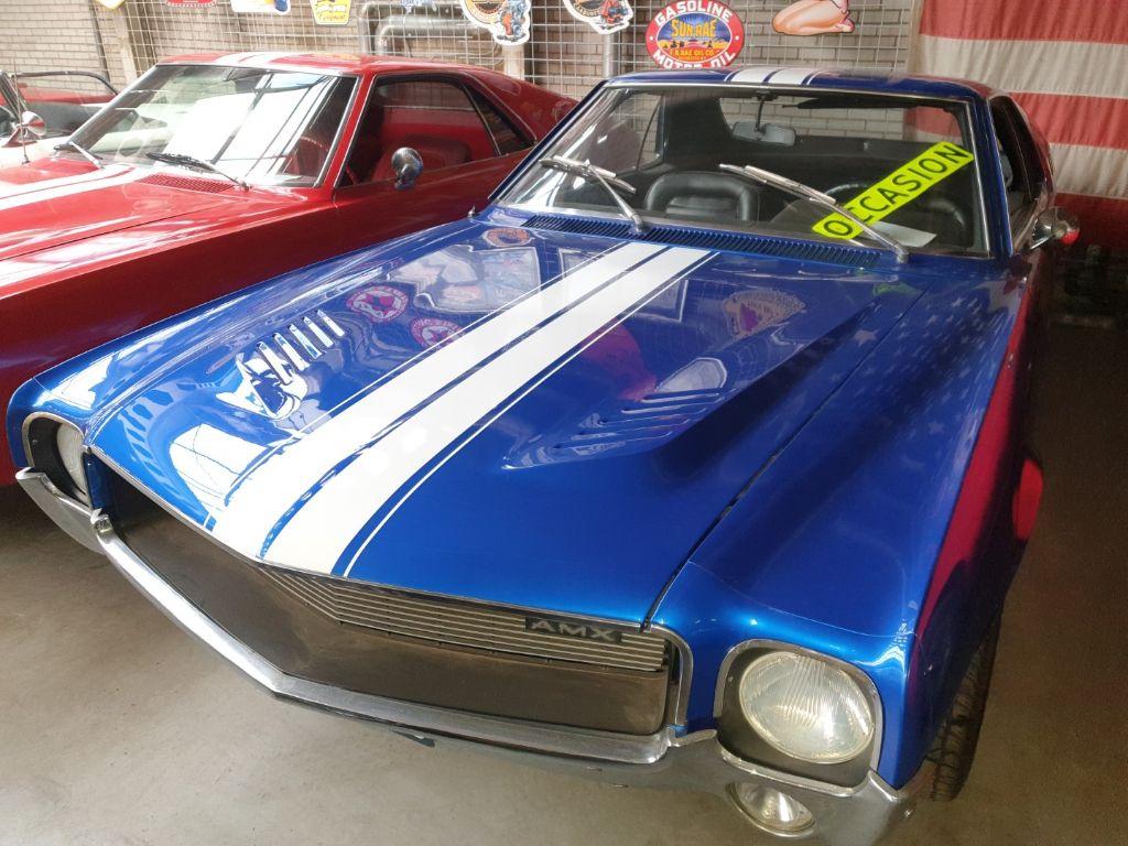 AMC / AMX Fastback coupe 1969 Muscle car!!