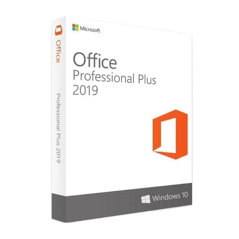 Microsoft Office 2019 Pro voor Windows UITVERKOOP