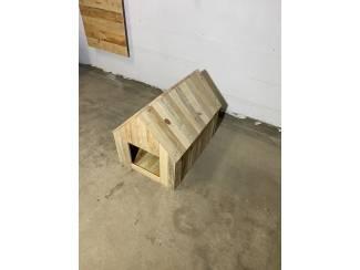 Honden   Toebehoren Hondenhok hout van reclaimed wood