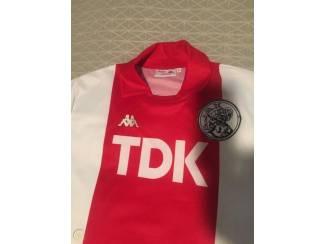 Balsporten Retro shirt Ajax kappa nieuw! Mt S t/m XL 50euro