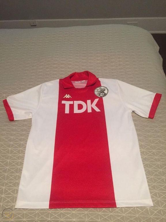 Retro shirt Ajax kappa nieuw! Mt S t/m XL 50euro